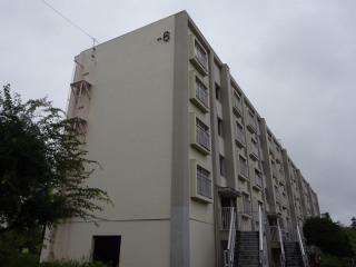 多摩川住宅 ト号棟