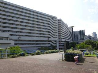 都営白髭東アパート(南)