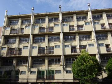 桐ヶ丘アパートN32号館