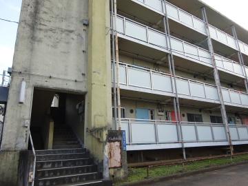 桐ヶ丘アパートN22号館