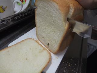 かえるベーカリーの食パン