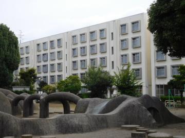 多摩川住宅 猿山公園